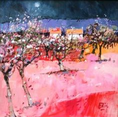 Ian ELLIOT artist, paintings and art at the Red Rag Scottish Art Gallery