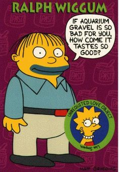 b76e62e2c91 Ralph Wiggum Simpsons Cartoon