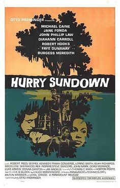 Hurry Sundown poster (1967)