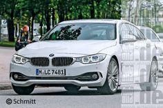 BMW 4 Gran Coupe F36 2014 from Autobild #autobild
