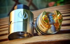 Beautiful single coil build on the Govad RDA. Pic credit: @vapeisgrate Although the Govad RDA is best for single coil build, the flavor it delivers can be as dense as those dual coil RDAs #vandyvape #govadrda