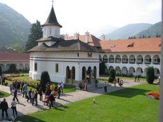 """Sâmbăta de Sus"" Monastery - Romania"