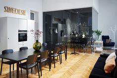Swedese showroom Stockholm, Brunkebergstorg