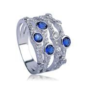 Colorful Zirconia Ring Zirconia Rings, Colorful, Elegant, Floral, Jewelry, Classy, Jewlery, Jewerly, Flowers
