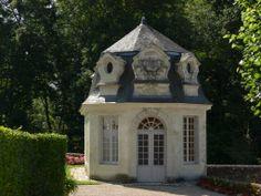 Pavillon de l´audience, Villandry, France