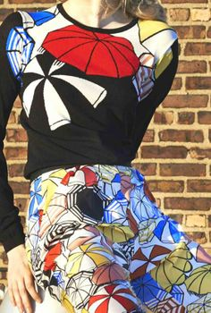 patternprints journal: PATTERNS AND PRINTS FROM PRE-SUMMER 2015 WOMAN FASHION COLLECTIONS / Jean-Charles de Castelbajac