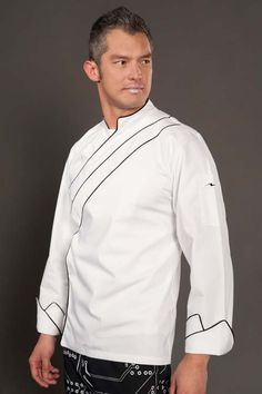 chef coat from chefalamode.com