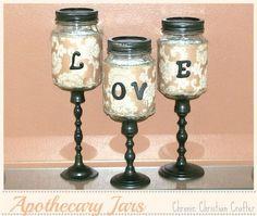 Cute Mason Jar Craft Ideas, http://hative.com/cute-mason-jar-craft-ideas/,