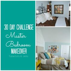 Romantic Master Bedroom Makeover in 5 Easy Steps! www.thedatingdivas.com #masterbedroommakeover