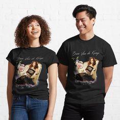 Bree Van De Kamp, Female Models, Heather Grey, Classic T Shirts, Shirt Designs, T Shirts For Women, Tv Series, Mens Tops, How To Wear