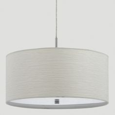 @Patty Madden  this might be big enough because of the shade size- Billie Pendant Lamp | World Market