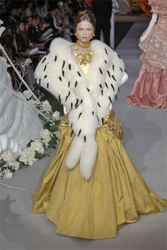 Christian Dior /  Fall 2007 Couture