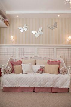 43 Innovative Teenage Girl Room Ideas for a Complete Makeover Baby Bedroom, Girls Bedroom, Bedroom Decor, Bedroom Ideas, Girl Decor, Baby Decor, Teenage Girl Bedrooms, Little Girl Rooms, Room Inspiration