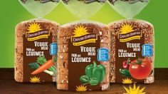 Is bread with veggies baked into it a healthy choice or healthwashing?