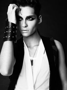 Bill Kaulitz... so beautiful...