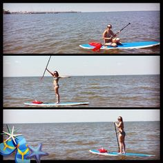 Amazing day paddle boarding!! Soooo much fun! Even better with @celestemeredith So sad you are leaving but happy for you! Fun and  #bikini #paddleboarding #fairhope #friends #bestie #greatday #happy #sunburned #hardwork #sup #mobilebay #alabama #maaji #windy #sunny #fun #hot #swimwear #sept2015 #willmissmyhomie #maajiswimwear by tatiannebell