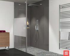 Martens Glas Design - Glazen inloopdouches op maat - Hoog ■ Exclusieve woon- en tuin inspiratie.
