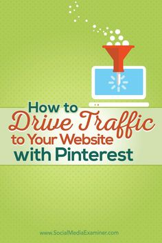 Looking for ways to improve your Pinterest marketing?    Do you want to make your pins more clickable?    To generate leads, conversions, and sales from Pinterest, your pins need to do more than move people to like and repin.    In this article you'll discover how to create pins that encourage people to click through to your site.