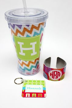 Fun mix of coordinating items! www.incrediblycharming.com