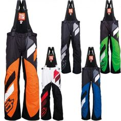 Arctiva Comp 7 Insulated Mens Snowmobile Sled Skiing Winter Sports Bibs