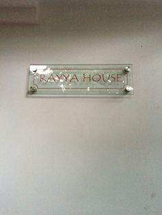 @Rayya house