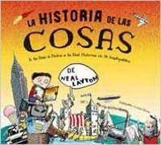 La Historia De Las Cosas (Libro Pop-Up)
