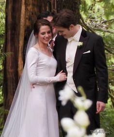Why so cute? Robert Pattinson & Kristen Stewart (Edward & Bella)
