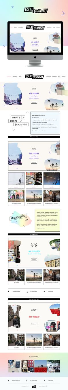 fun, edgy with white space squarespace website design   designed by: golivehq.co