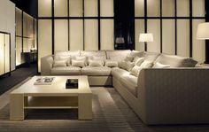 What's New from Armani/Casa  Mirroring his iconic fashions, Giorgio Armani's expanding home collections offer minimalist, ultra-refined style. Here, AD presents a selection of the designer's latest furnishings, kitchens, and textiles