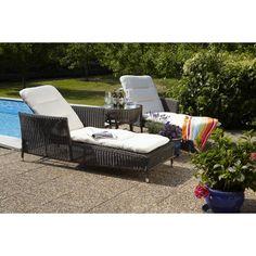 """Garten Sonnenliege """"CHELTENHAM"""" - Ihr Online Shop für exklusive Gartenmöbel - #Garten #Moebel"""