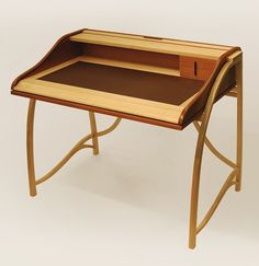 Beautiful handmade furniture by Reed Hansuld.
