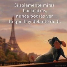 Ratatouille Disney, Motivational Quotes, Inspirational Quotes, How To Memorize Things, Life Quotes, Elephant, 1, Feelings, Memes