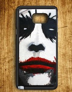 Joker Painting Art Samsung Galaxy Note Edge Case