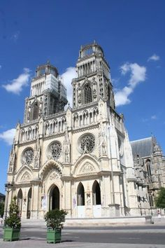 ✯ Cathedral Orleans - France