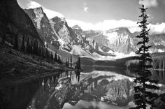 nature assignment Moraine Lake Photo by bill elder -- National Geographic Your Shot