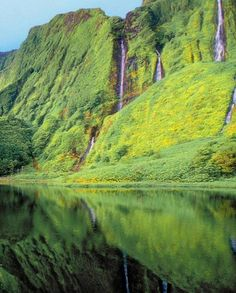 Azores,Portugal: Almost moved here when my husband was in the Air Force. Would love to visit!