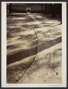 Michel Delaborde, Beijing (Pékin), (le chemin) 1982. © Ministère de la culture (France), Médiathèque de l'architecture et du patrimoine, Diffusion RMN-GP