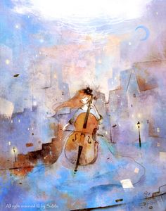 (cantabile ll) cantabile 노래하듯.. 이 선율을 타고 나의 마음이 당신에게 닿을 수 있도록..