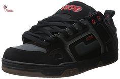 DVS Comanche Black Grey Black 48.5 - Chaussures dvs apparel (*Partner-Link)