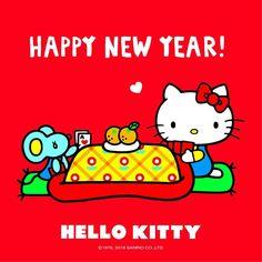 Hello Kitty Happy New Year