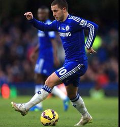 "Eden Hazard ""Is there a club that makes me dream? Yes, Chelsea. They are the only club that makes me dream."""