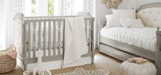 I like the day bed with the trundle and how it matches the crib