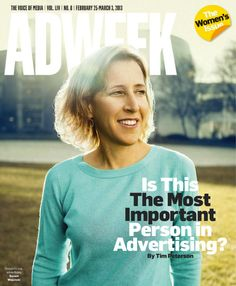 #Adweek cover - Feb. 25, 2013