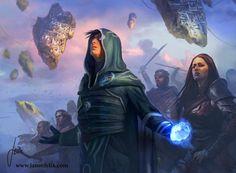 Unity of Purpose - MtG Art Oath of the Gatewatch