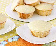 Lemon Tea Cakes - Sp