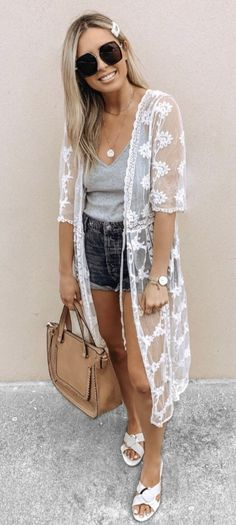 Glamorous Summer Outfits To Wear Right Now Preppy Outfits, Summer Outfits, Cute Outfits, Fashion Outfits, Womens Fashion, Night Outfits, Summer Wear, Spring Summer, Summer Dresses