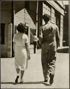 Janet Gaynor and Charles Farrell, 1927.
