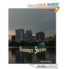 Causing and Calming Storms: A Review of Summer Storms by Rebekah Lyn