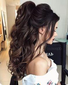 Wedding day hair styles