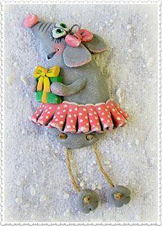 Волшебное соленое тесто - вместе готовимся к Новому году! Salt Dough Crafts, Biscuit, Country Crafts, Clay Crafts, Clay Art, Polymer Clay, Ceramics, Dolls, Christmas Ornaments